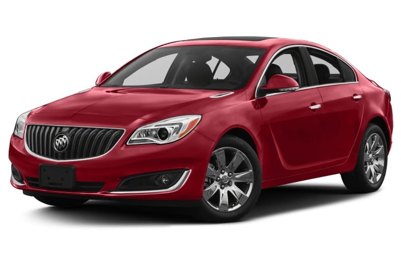 2014 Buick Regal Exterior Photo