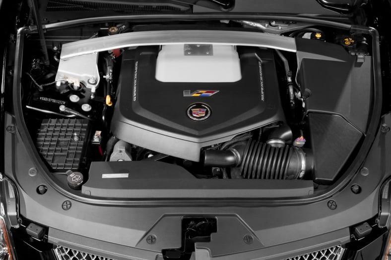 2014 Cadillac CTS-V Exterior Photo