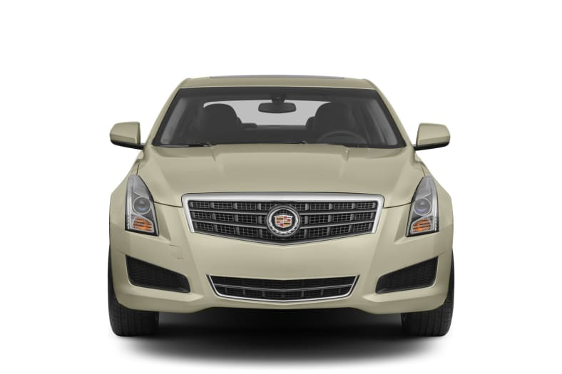 2014 Cadillac ATS Exterior Photo