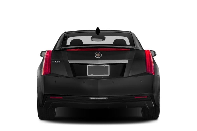 2014 Cadillac ELR Exterior Photo
