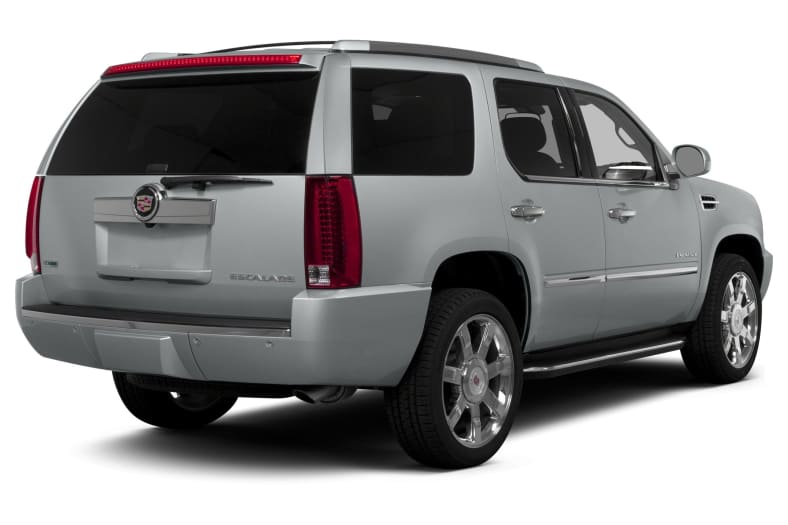 2014 Cadillac Escalade Exterior Photo