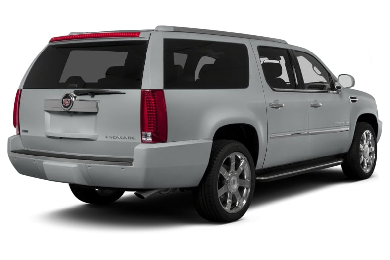 2014 Cadillac Escalade ESV Exterior Photo