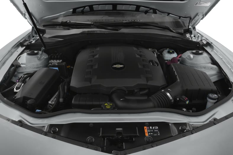 2014 Chevrolet Camaro Exterior Photo