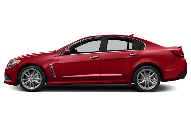 2014 Chevrolet SS Exterior Photo