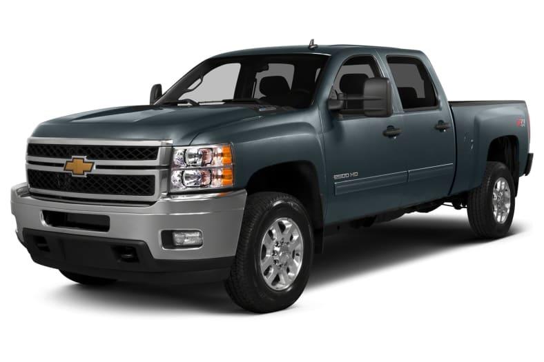 2014 Silverado 2500HD