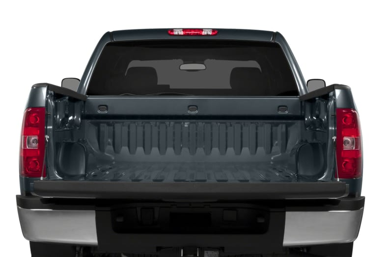 2014 Chevrolet Silverado 2500HD Exterior Photo