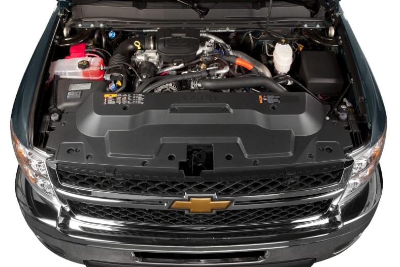2014 Chevrolet Silverado 2500HD Exterior Photo