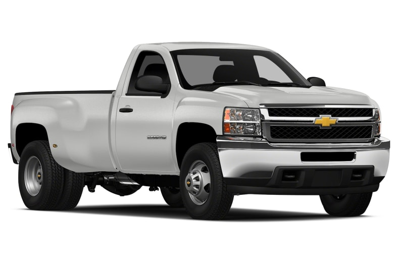 2014 Chevrolet Silverado 3500HD Exterior Photo