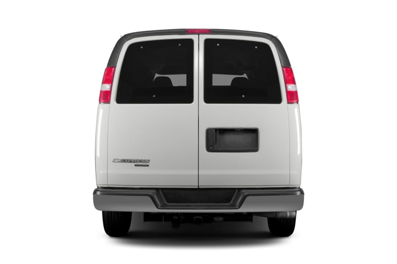 2014 Chevrolet Express 1500 Exterior Photo
