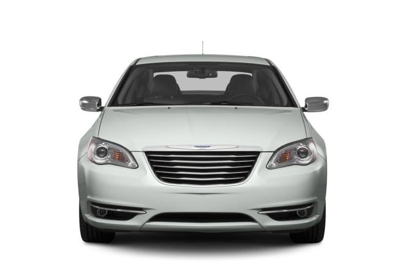 2014 Chrysler 200 Exterior Photo