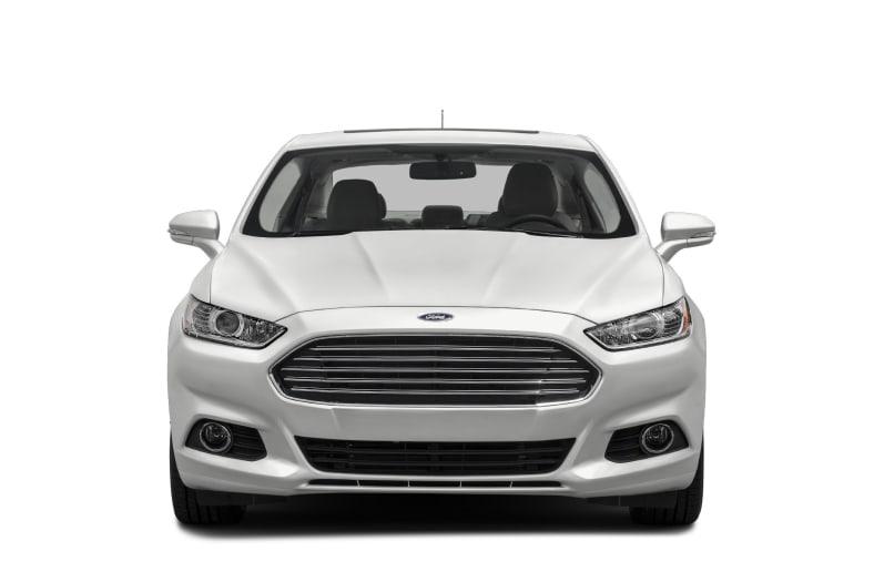 2014 Ford Fusion Energi Exterior Photo