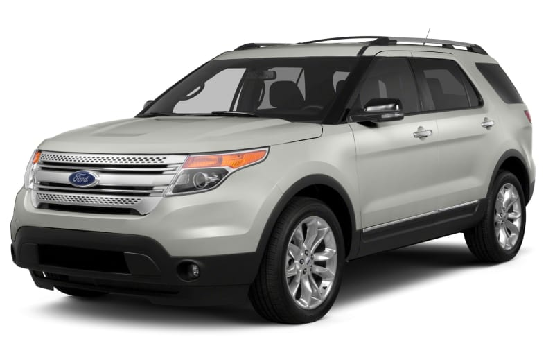 2014 Ford Explorer Exterior Photo