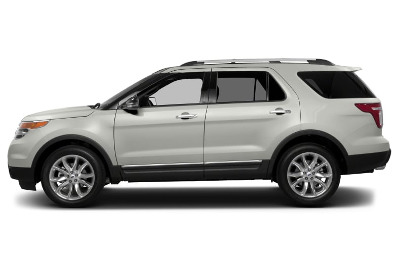 2014 ford explorer exterior photo - Ford Explorer 2014 Limited