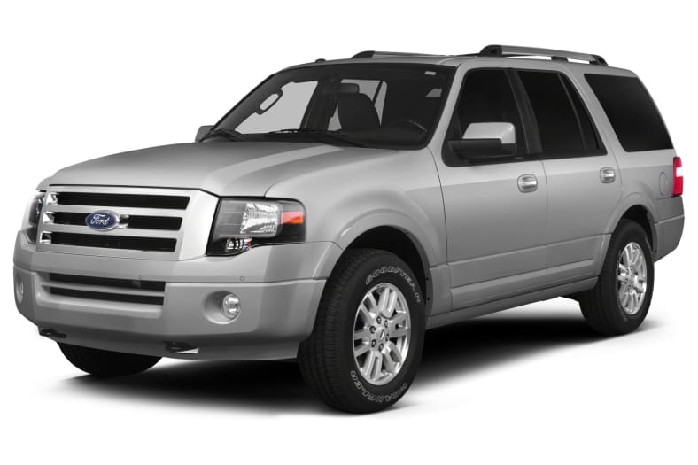 2014 Ford Expedition Exterior Photo