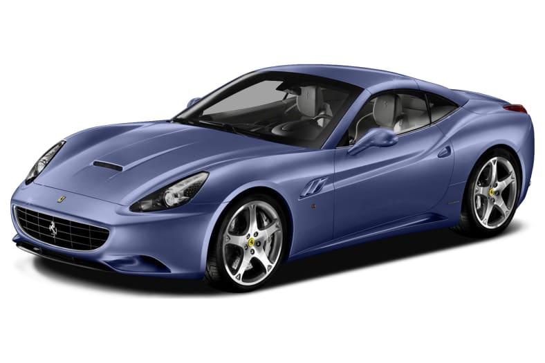 2014 Ferrari California Exterior Photo