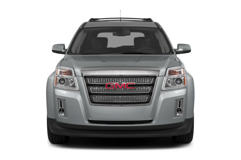 2014 GMC Terrain Exterior Photo