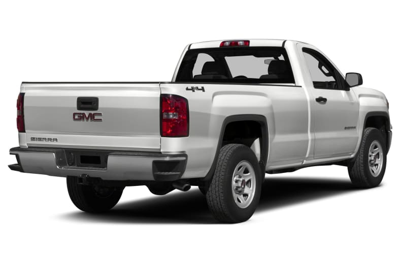 2014 GMC Sierra 1500 Exterior Photo