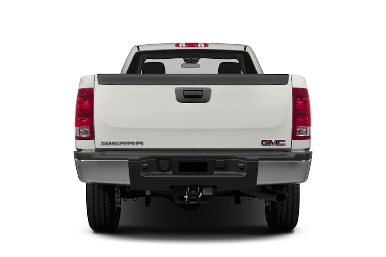 2014 GMC Sierra 3500HD Exterior Photo