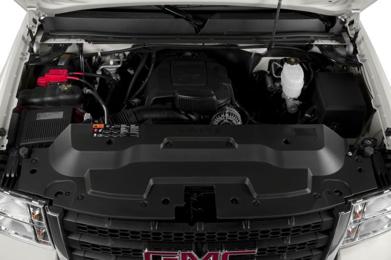 2014 GMC Sierra 2500HD Exterior Photo
