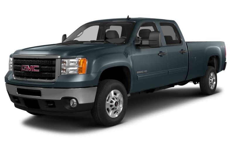 2014 Sierra 2500HD