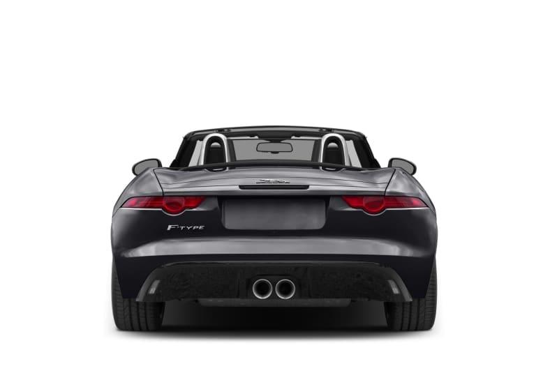 2014 Jaguar F-TYPE Exterior Photo