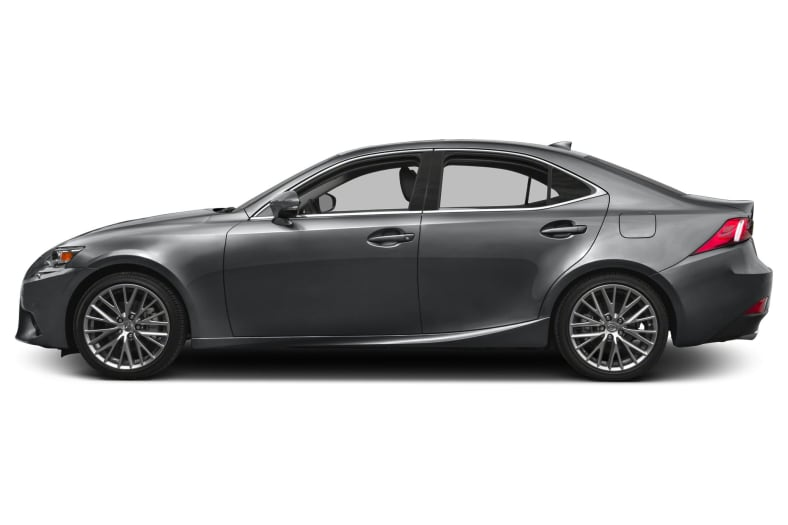 2014 Lexus IS 250 Exterior Photo