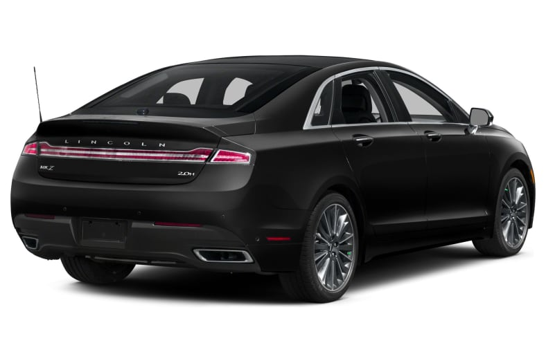 2014 Lincoln MKZ Hybrid Exterior Photo