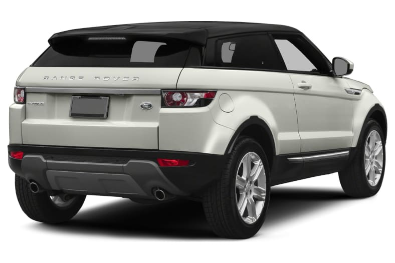 2014 Land Rover Range Rover Evoque Exterior Photo