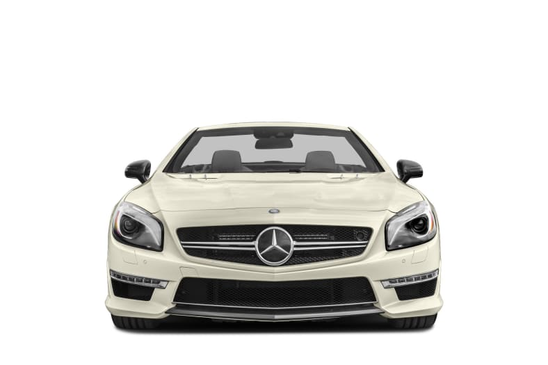 2014 Mercedes-Benz SL-Class Exterior Photo