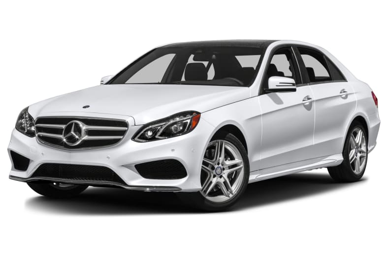 2014 Mercedes-Benz E-Class Exterior Photo