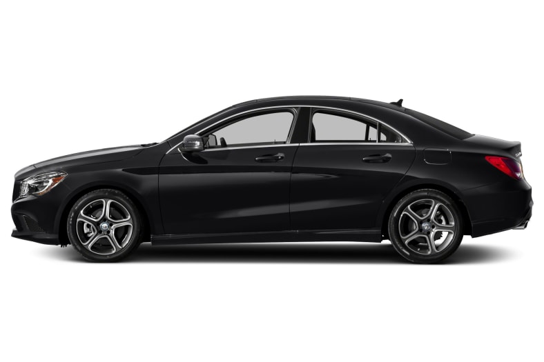 2014 Mercedes-Benz CLA-Class Exterior Photo