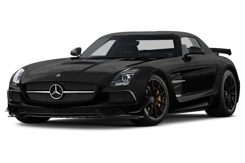 2014 SLS AMG Black Series