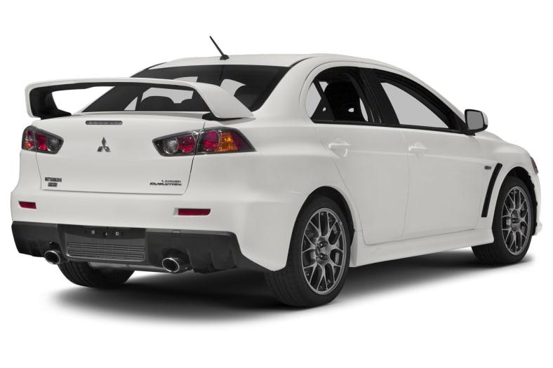2014 Mitsubishi Lancer Evolution Exterior Photo