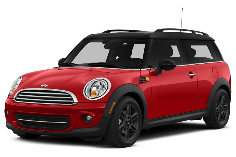 2014 MINI Clubman Exterior Photo