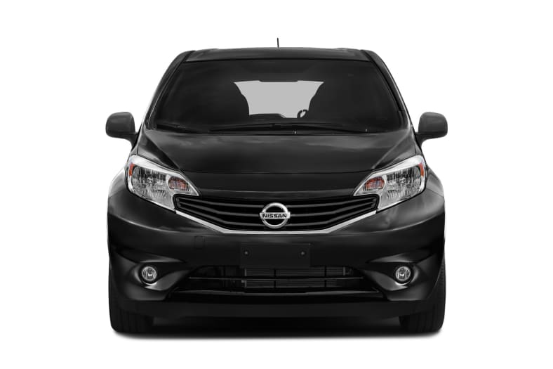 2014 Nissan Versa Note Exterior Photo