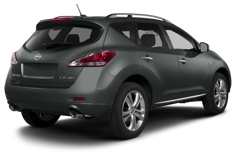 2014 Nissan Murano Exterior Photo