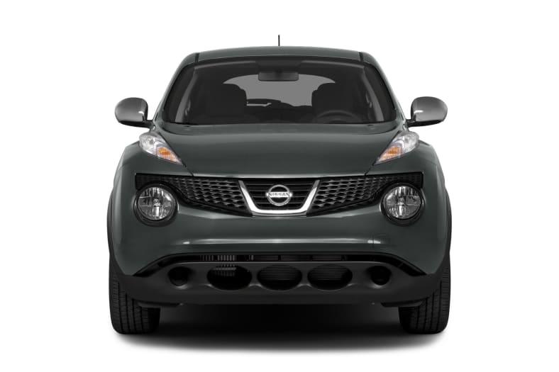 2014 Nissan Juke Exterior Photo