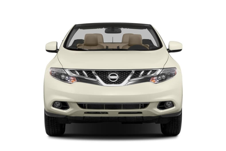 2014 Nissan Murano CrossCabriolet Exterior Photo
