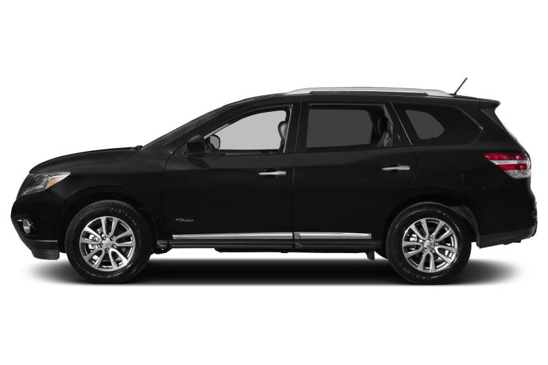 2014 Nissan Pathfinder Hybrid Exterior Photo