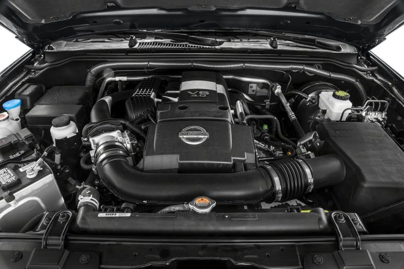2014 Nissan Frontier Exterior Photo