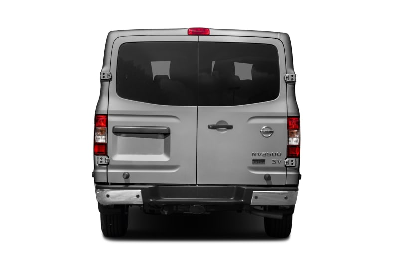 2012 Nissan NV Passenger Exterior Photo