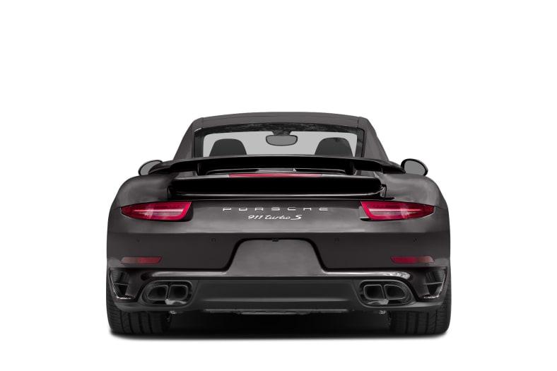 2014 Porsche 911 Exterior Photo