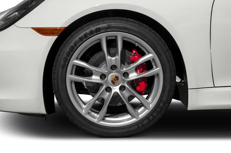 2014 Porsche Cayman Exterior Photo