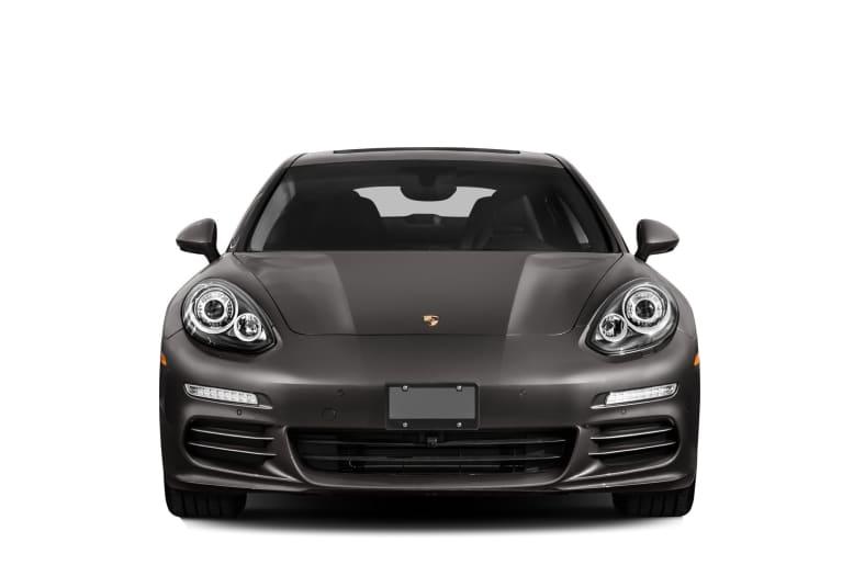 2014 Porsche Panamera Exterior Photo