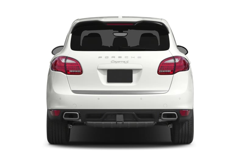 2014 Porsche Cayenne Exterior Photo