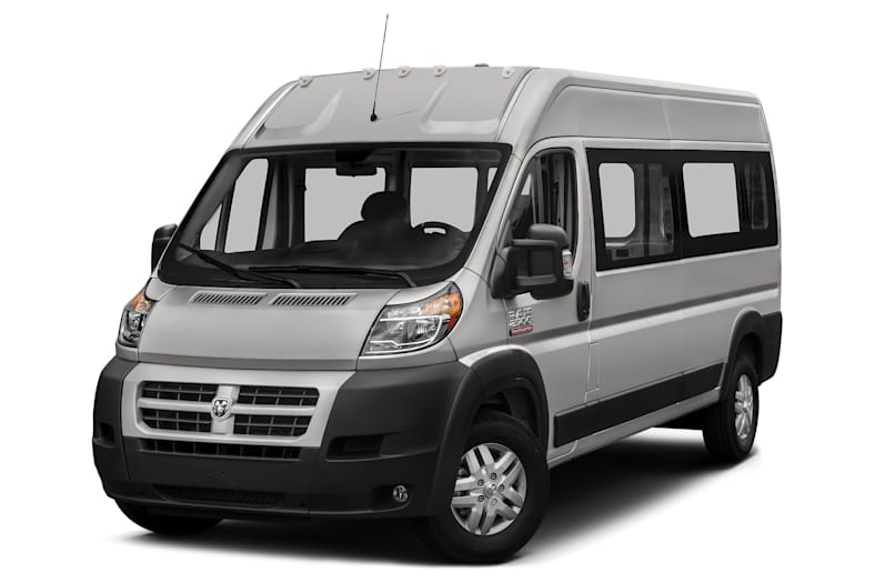 2014 ProMaster 2500 Window Van