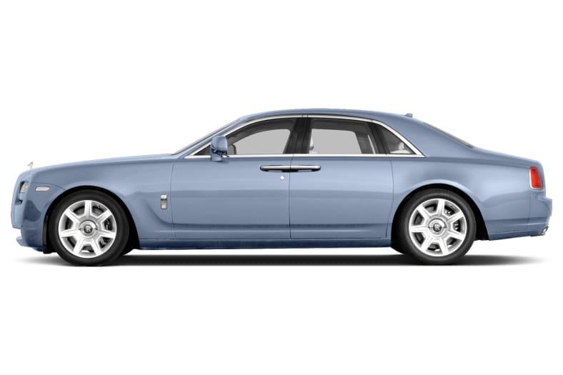 2014 Rolls-Royce Ghost Exterior Photo
