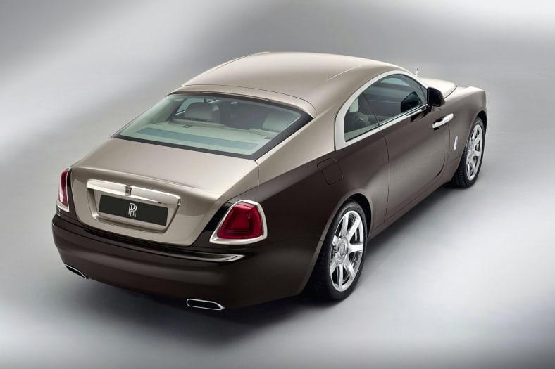 2014 Rolls-Royce Wraith Exterior Photo