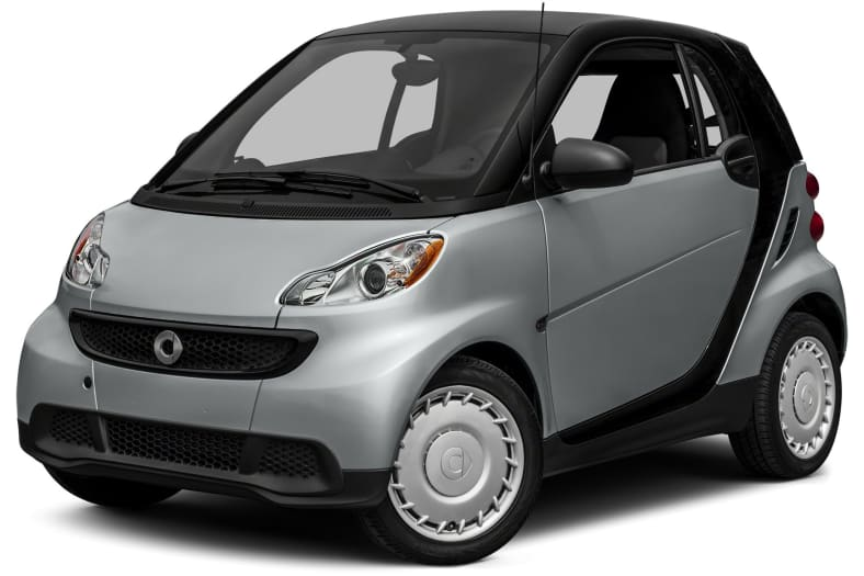 2014 smart fortwo Exterior Photo