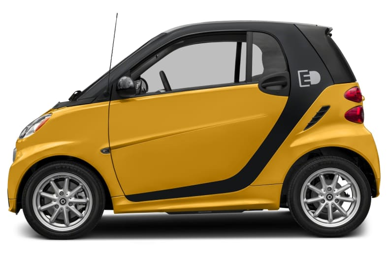 2014 smart fortwo electric drive Exterior Photo